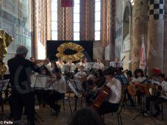Alba dà il benvenuto al liceo musicale, ecco le foto del concerto 8