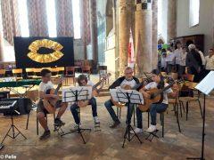 Alba dà il benvenuto al liceo musicale, ecco le foto del concerto 12