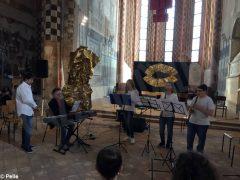 Alba dà il benvenuto al liceo musicale, ecco le foto del concerto 13