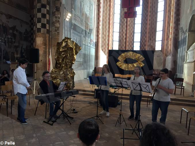 concerto benvenuto liceo musicale clarinettisti Pertini(13)