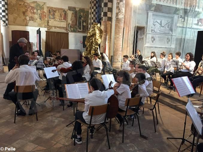 concerto benvenuto liceo musicale orchestra del Rocca(20)