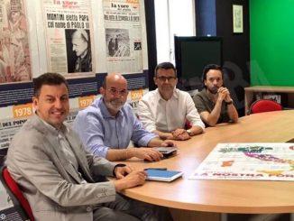 Crisi dell'editoria: intervista con il sottosegretario Crimi