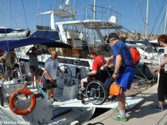 Disabilità: il Gallizio punta sul movimento che offre emozione 2
