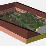 Giardino nel cortile della Maddalena: Bolla e Cavalli presentano il progetto