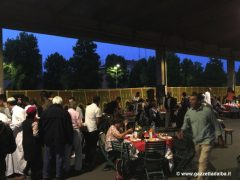Alba: oltre 300 persone alla cena per festeggiare la fine del Ramadan 2