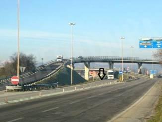 Nuovi lavori sulla tangenziale di Alba: chiusa la rampa per chi arriva da Roddi