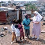 L'appello di padre Jacques Amateis per salvare un bambino