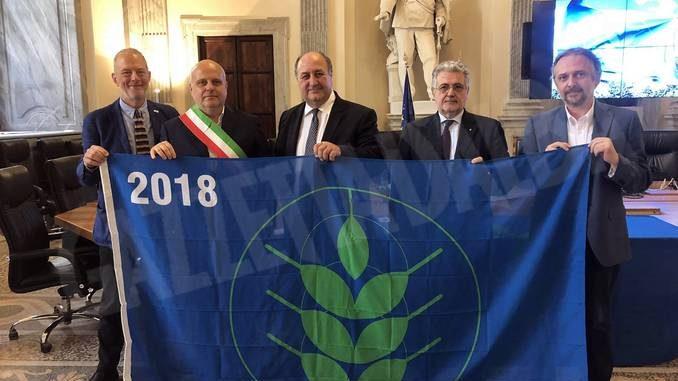 Alba è spiga verde anche nel 2018