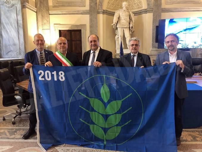 Alba Spighe Verdi 2018