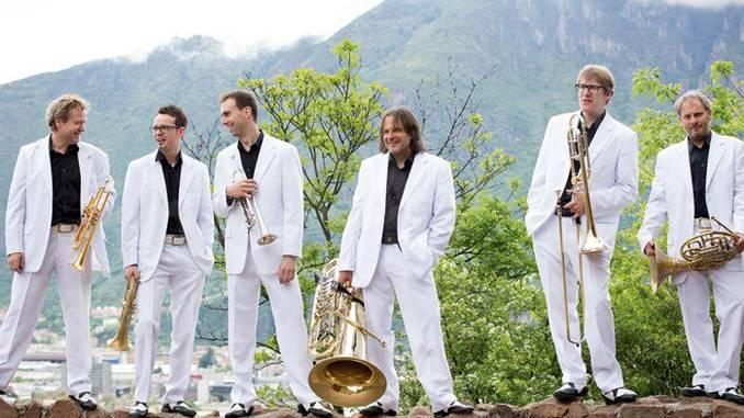 Suoni dalle colline  dai fiati di Bolzano  alle arie dell'opera