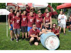 La squadra lamorrese si è aggiudicata le Olimpiadi del vino 14