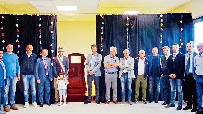 Bossolasco ricorda l'imprenditore Giovanni Falcone