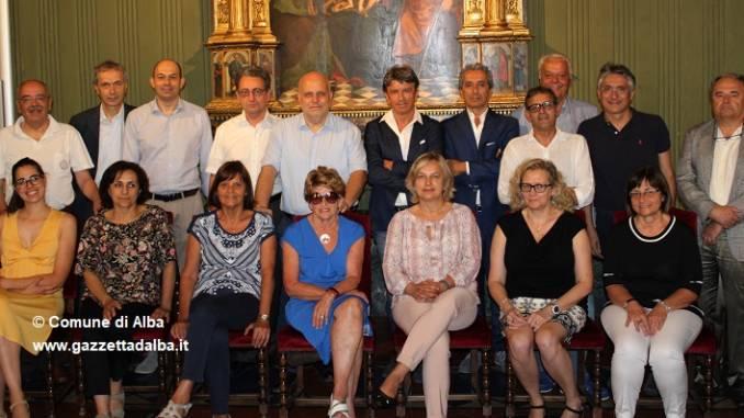 In Municipio il comitato di gemellaggio con la città turca di Giresun.