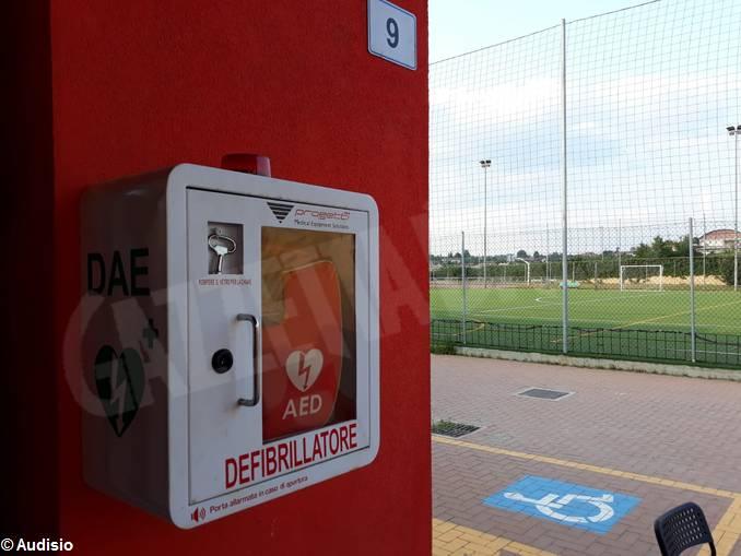 Defibrillatore Montà