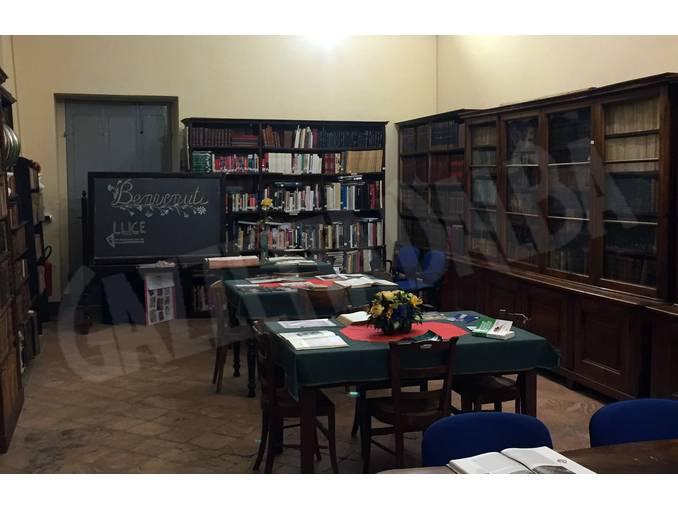 Govone nuova sala biblio nell'ex sala consiglio 2