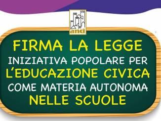 Alba:raccolta firme per introdurre l'ora di educazione alla cittadinanza nelle scuole