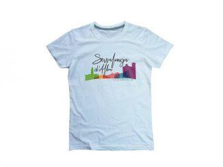 La Pro loco di Serralunga lancia le t-shirt con il profilo del paese
