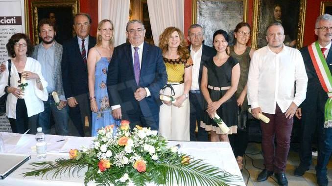 Tra i giornali italiani e stranieri premiati  dal Roero c'è Gazzetta d'Alba
