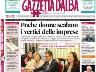 La copertina di Gazzetta in edicola martedì 3 luglio