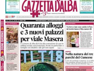La copertina di Gazzetta in edicola martedì 17 luglio