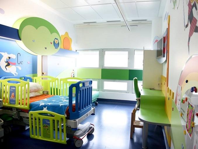 camera verduno pediatria