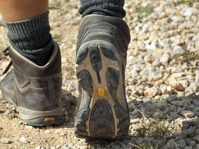 camminare escursione trekking