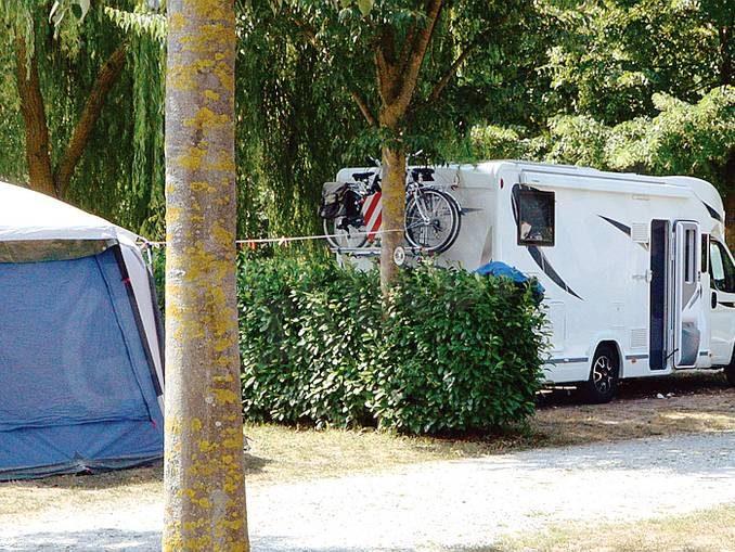 Poche aree dedicate ai camperisti