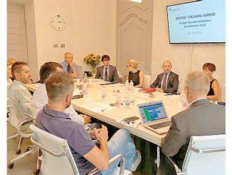 Roberto Cagnazzo coordinerà il settore della raccolta rifiuti