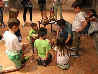 Visite per famiglie domenica 5 al Museo del vino