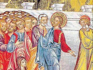 Tre atteggiamenti di fronte alla persona di Gesù