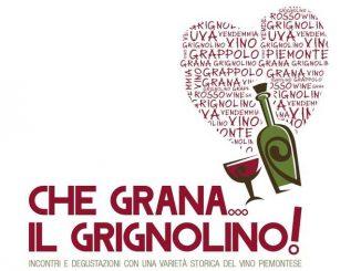 Che Grana… il Grignolino