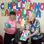 109 compleanni per Maddalena, ospite al Mughetto di Ceresole