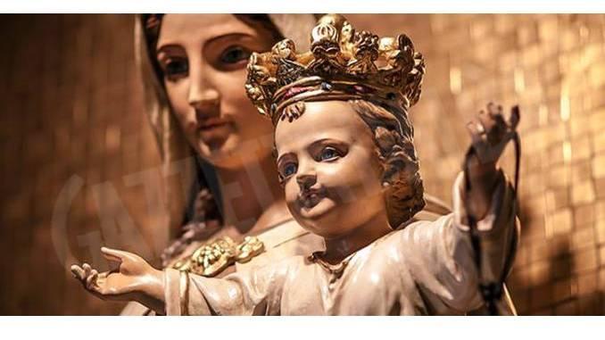 I borghigiani di Madonna dei cavalli festeggiano la Vergine del Carmelo
