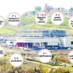 Nuovo ospedale: eccolo svelato piano per piano