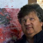 Panelli espone i suoi Paesaggi lenti nella cantina comunale di La Morra