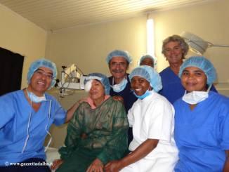 Sanfelici, oculista volontario per ridare la vista ai malgasci
