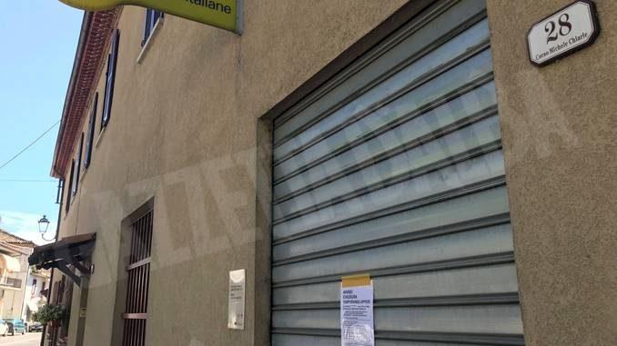 L'ufficio postale di Cossano Belbo è inagibile. Martedì arriva lo sportello mobile