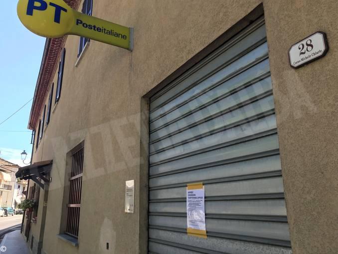 ufficio postale di Cossano Belbo