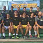 Ventidue aspiranti campioni della pallapugno a Ceva