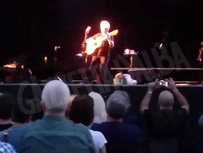 Attraverso festival: Joan Baez in concerto a Pollenzo