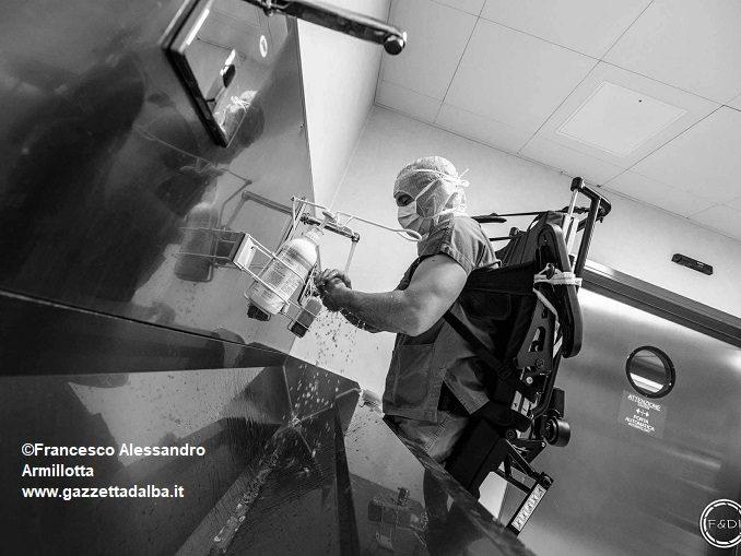 Intervista a Dolfin, chirurgo torinese, argento agli europei di nuoto paralimpico 1