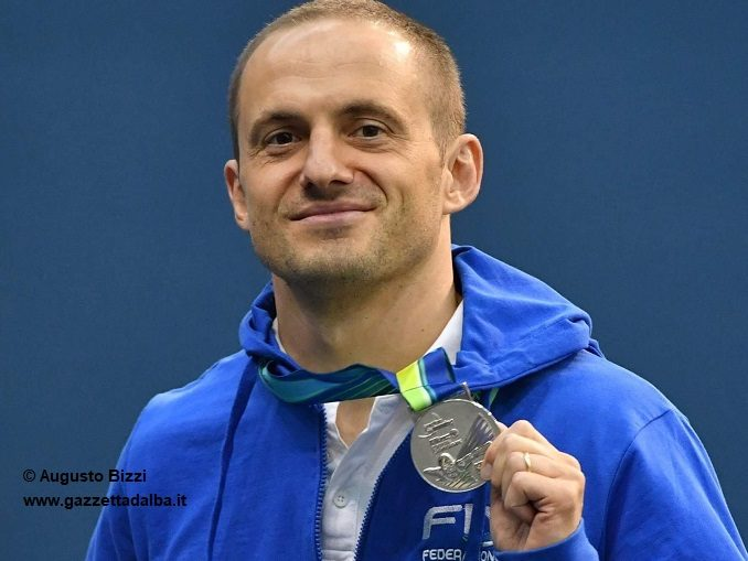 Intervista a Dolfin, chirurgo torinese, argento agli europei di nuoto paralimpico 3