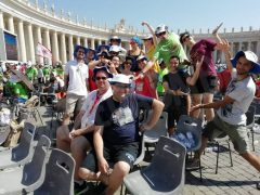 Alba-Torino-Roma all'insegna della fede e della condivisione 3