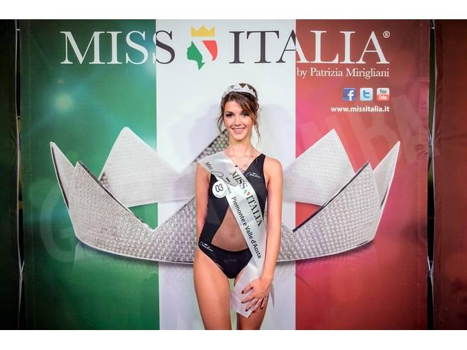 Michela Coraglia Miss Miluna