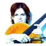 Voce e violoncello, concerto di Simona Colonna in sala Fenoglio