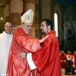 Il 10 agosto il Vescovo Brunetti ha ordinato diacono Mario Merotta