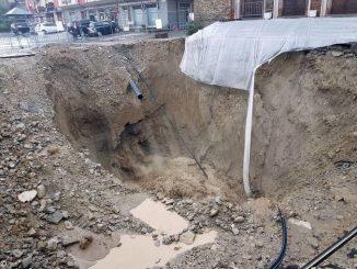 Cossano Belbo colpito da un'altra bomba d'acqua