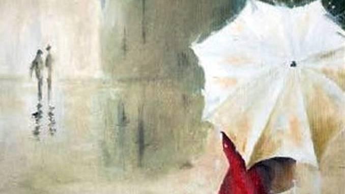 Acquerello e olio su tela nella mostra di Gallo e Vigna