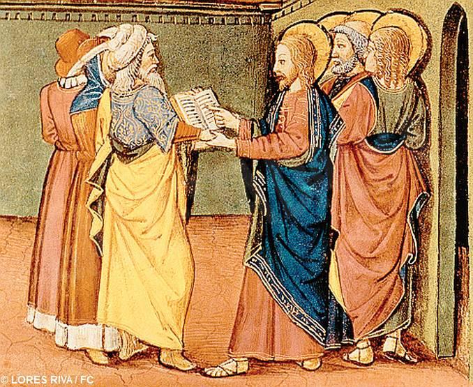 gesu farisei scribi