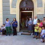 Grande festa all'asilo di Mussotto. Ecco le foto più belle